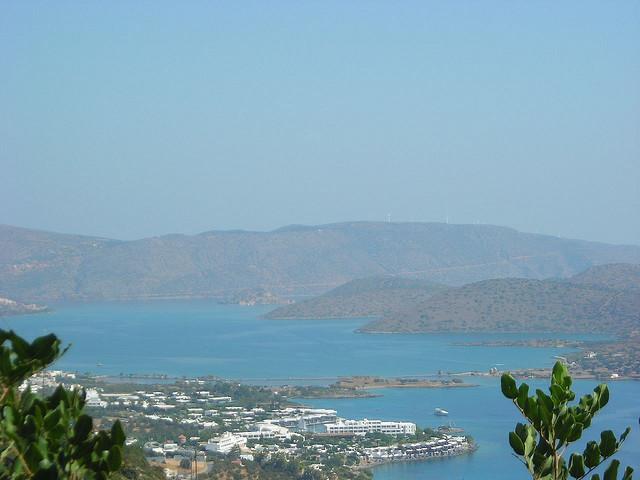 Výlet na ostrov Spinalonga, 2. část