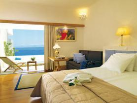 Krétský hotel Porto Elounda Golf & Spa Resort - ubytování