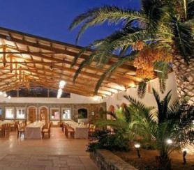 Restaurace hotelu Porto Elounda Golf & Spa Resort, Elounda