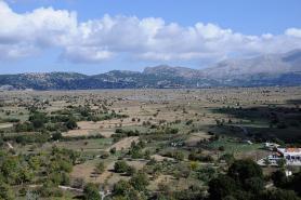 Krétská náhorní plošina Lassithi