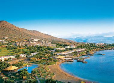 Hotel Porto Elounda Golf & Spa Resort na Krétě
