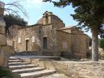 Episkopi - krétský kostelík Archangelou Michail