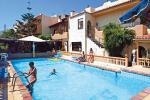 Krétský hotel Erato s bazénem