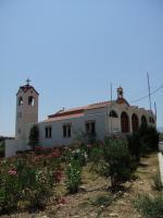 Amoudara - malý kostel