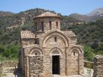 Fódele - nedaleká bazilika Panagía